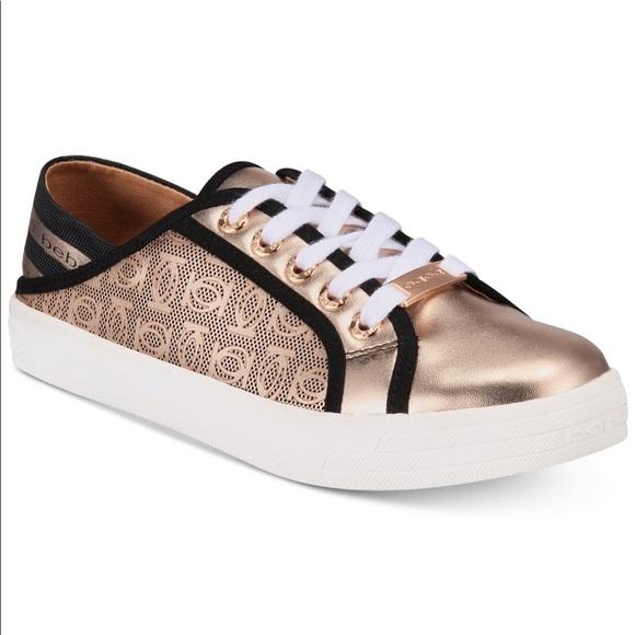 5b686f33d0ffc Bebe sneaker shoes 👟